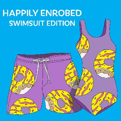 874 - Happily Enrobed Swimsuit
