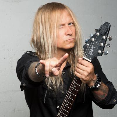 #590 MTRS - Chris Caffery (TSO/Savatage)