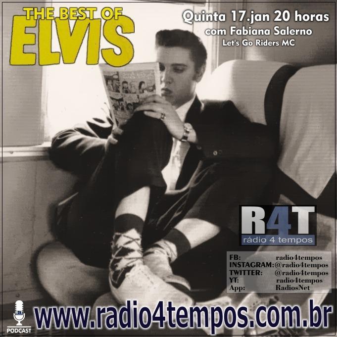 Rádio 4 Tempos - The Best of Elvis 95:Rádio 4 Tempos