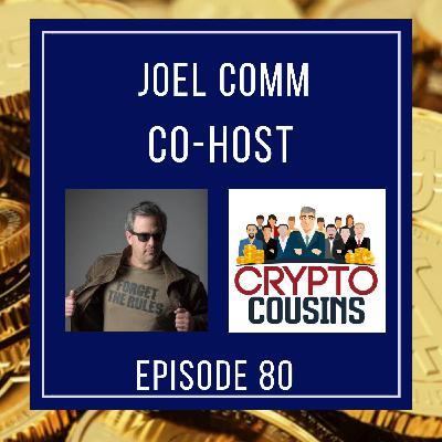 Joel Comm - Bad Crypto Podcast Podcast