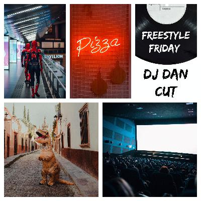 Freestyle Friday: DJ Dan Cut