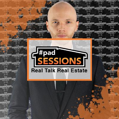 #padsessions 001 | George Ristau | New Real Estate Agent Expectations