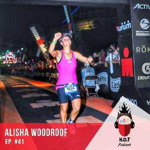 Ep. #41: Alisha Woodroof | Multiple Sclerosis (MS) Warrior & Former Drug Addict on Living Life vs Just Existing