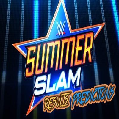 Wrestling Geeks Alliance - SummerSlam 2020 Predictions