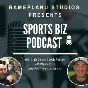 Episode 102 With The Coaches Chris Celano and Coach Louie Petrucci