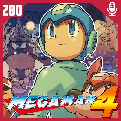 Fliperama de Boteco #280 – Megaman 4