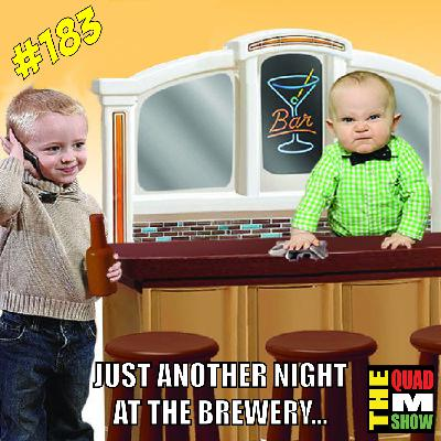 #183 - Super Bowl Bets, Smart Toddlers, & Marty's Interrogation