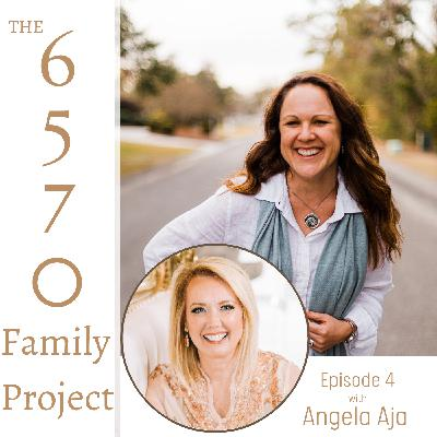 Interview with Angela Aja: Stepping Into Your Best Life