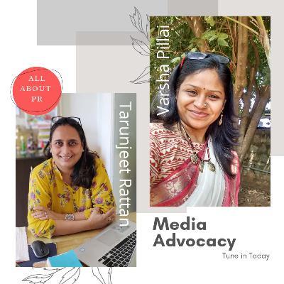 Ep 1 : Media Advocacy