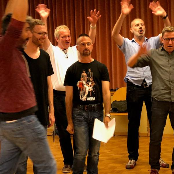 Das neue Programm des schwulen Männerchor Zürich | 16. September 2018