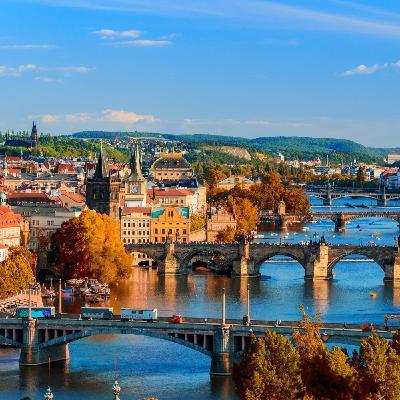 Florian à Prague pour 3 ans