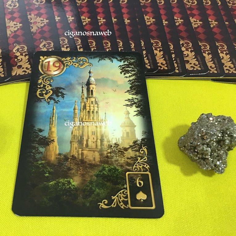 Carta da Semana - Torre