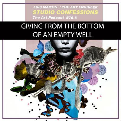 Giving from the Bottom of an Empty Well