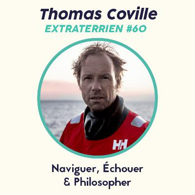 """#60 Thomas Coville - """"J'ai échoué 5 fois en 9 ans avant de battre le record du monde"""""""