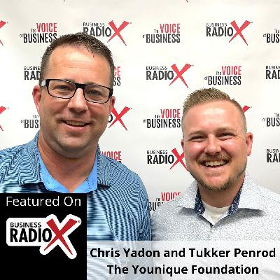 Chris Yadon and Tukker Penrod, The Younique Foundation