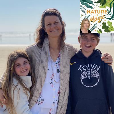 Episode 24 (Nature Educators No 1) Michelle Lawton stretches the imagination
