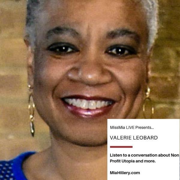 An interview with Valerie Leonard