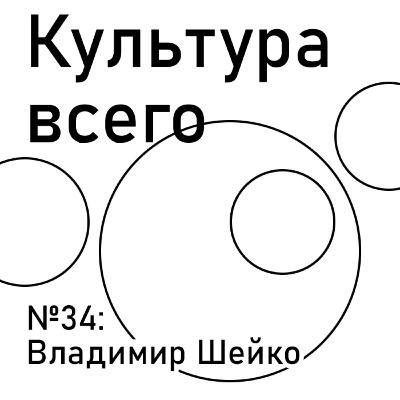 МЕЖСЕЗОНЬЕ: Владимир Шейко. Культура международной репрезентации