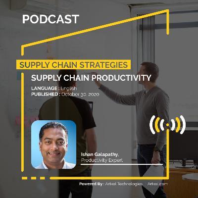 109. Supply chain productivity