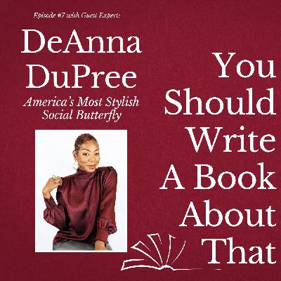 DeAnna DuPree - America's Most Stylish Social Butterfly