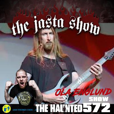 Show #572 - Ola Englund (The Haunted)