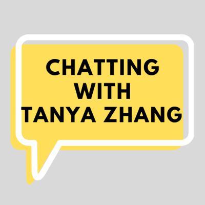14. Chatting with Tanya Zhang, Fashion Entrepreneur