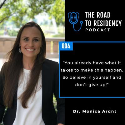 Episode 4 - Dr. Monica Arndt
