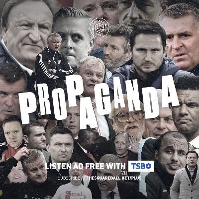 Propaganda: Southampton (A) | Premier League | Hampshire Whites