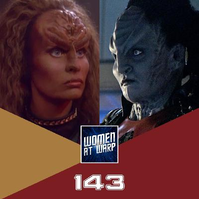 143: Grilka, L'Rell, and Mary Chieffo