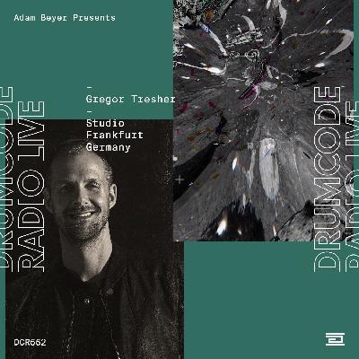 DCR552 – Drumcode Radio Live – Gregor Tresher Studio Mix recorded in Frankfurt