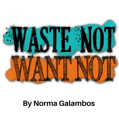 Waste Not, Want Not By Norma Galambos