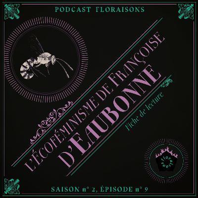 L'écoféminisme de Françoise d'Eaubonne