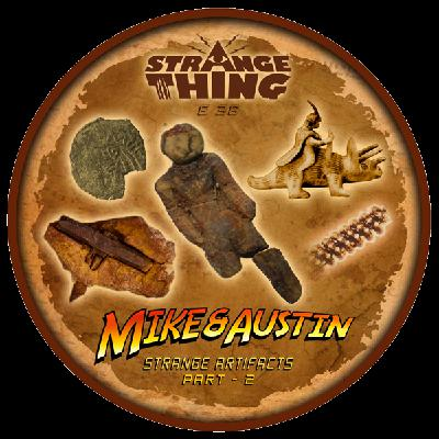 Strange Artifacts Part 2 - E38