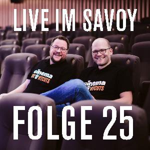 Live aus dem Savoy mit den Kino-Highlights 2018 inkl. Vorschau auf Aquaman und Bumblebee