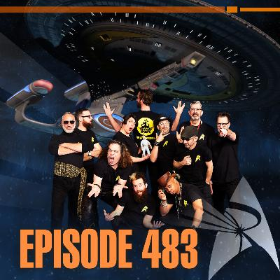 483 - Discovery Season 4, Roddenberries, and that Hope Is You | Priority One: A Roddenberry Star Trek Podcast