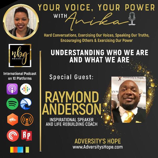 Adversity's Hope-Raymond Anderson