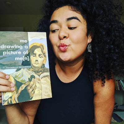 Rachelle At Henry Miller Library