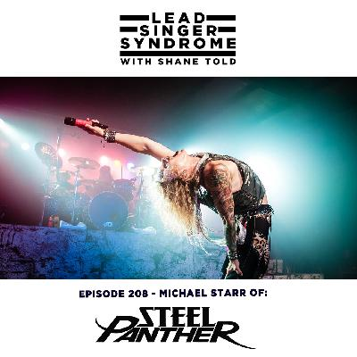Michael Starr (Steel Panther)
