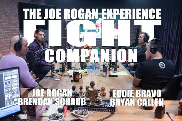 Fight Companion - November 24, 2018
