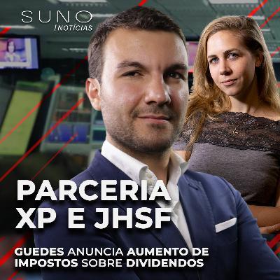 Acordo XP e JHSF (JHSF3) para mudar de sede, PDV da Petrobras (PETR4) e Procon contra Burger King