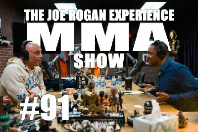 JRE MMA Show #91 with Radio Rahim