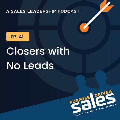 Episode 41: Closers with No Leads