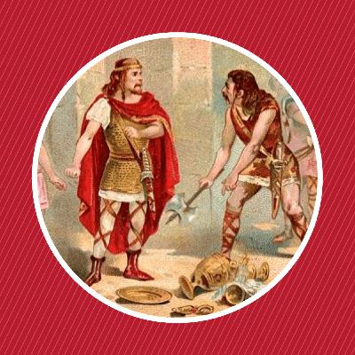 486 : Clovis et le vase de Soissons