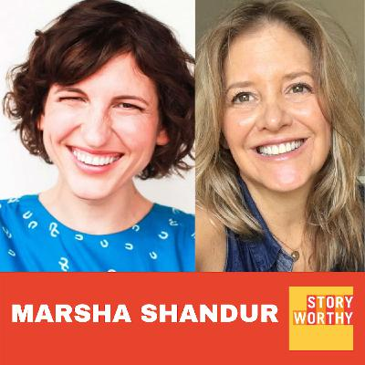 649 - A Dangerous Situation with Yes Yes Marsha!  Marsha Shandur