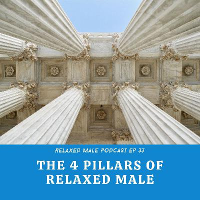 The 4 Pillars of Relaxed Male
