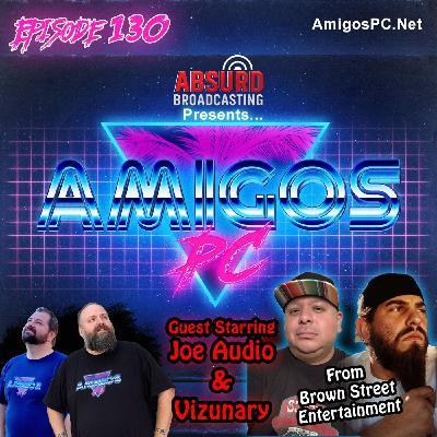 130 Audio Vizunary and Joe Audio Midnight Getright