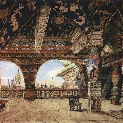 10 театральных художников Серебряного века. Часть 1