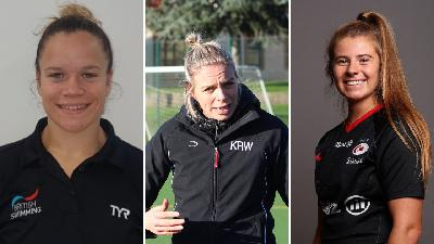 Body image in women's sport with Kate Richardson-Walsh, Justine Lucas and Zoe Harrison