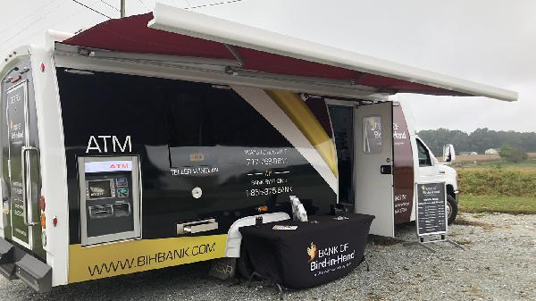 All Aboard The Bankmobile!