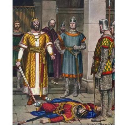 Episodio 48, il ritorno del Re (484-493)